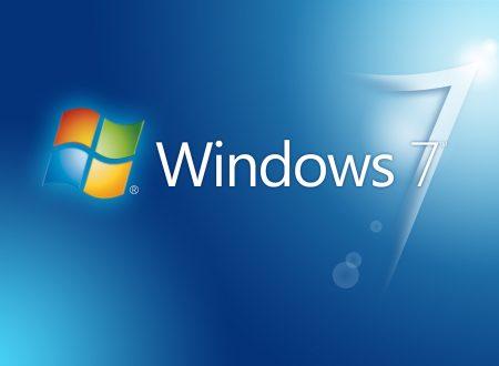 Windows 7 Originale