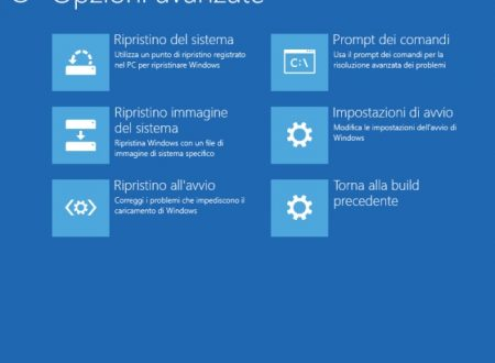 Ripristinare MBR Windows 8/10